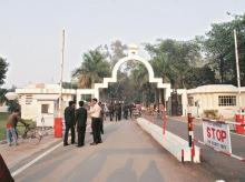 Both IITs of Roorkee (pictured)  and Kanpur have already placed over 400 students in the first three-four days of placements
