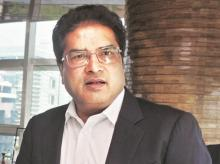 Raamdeo Agrawal, co-founder and joint managing director of Motilal Oswal Financial Services.
