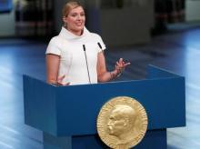 Hiroshima attack survivor Setsuko receives 2017 Nobel Peace Prize for ICAN