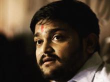 Hardik Patel. Photo courtesy: @HardikPatel Twitter handle