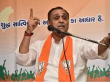 File photo of Vijay Rupani