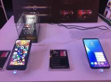 LG 30+ smartphones