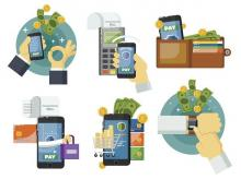 mobile wallets, payments banks, digital transactions