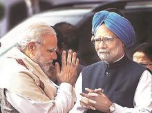 Narendra Modi, Manmohan Singh, congress, bjp