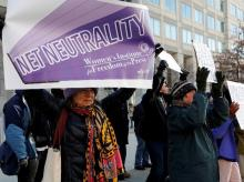 US net neutrality, internet