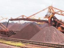 iron ore mining, mining, iron ore