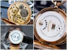 IWC pocket watches