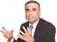 sunil bharti mittal,  Bharti Enterprises Chairman