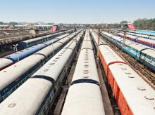 Rail, railways