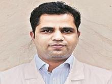 Tej Prakash Soni Consultant, Radiation  Oncology, BMCHRC