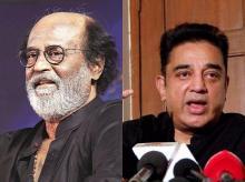 Rajinikanth, Kamal Hassan, actors, AIADMK politics
