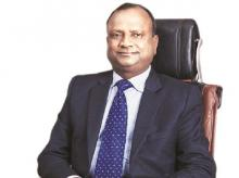 State Bank of India Chairman Rajnish Kumar