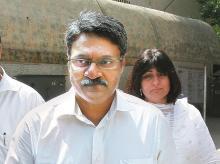 DB Realty Managing Director Vinod Goenka