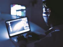 online, online sex trade, computer