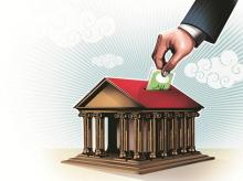 PSU banks gain as RBI lets banks spread bond losses in 4 quarters