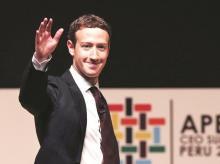 Mark Zuckerberg, Facebook, fb