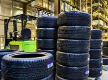 tyres, rubber