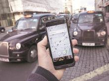 ride hailing app, uber, ola