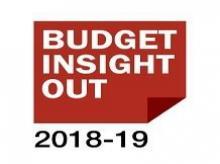 budget, logo