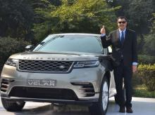 JLR launches Range Rover Velar SUV, price starts at Rs 7.88 million