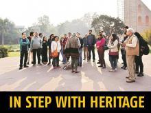 Heritage walks