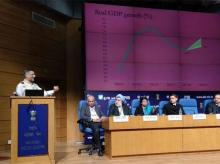 Arvind Subramanian addresses press conference on Economic Survey 2018