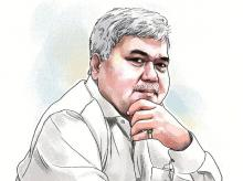 R S Sharma, Trai