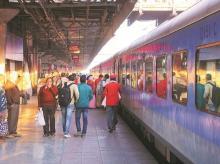 railways, train, rail