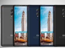 Xiaomi Redmi Note 5 render image