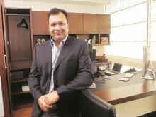 Amit Jatia, vice-chairman, Westlife Development,