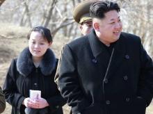 kim, Kim Jong Un, Kim Yo Jong