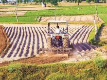 Introduced first in December last year, the model draft guidelines on contract farming have provisions for companies to pool farmers' land for at least one season and a maximum of five