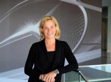 Britta Seeger, member of board of management at Daimler AG