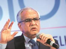NITI Aayog Vice-Chiarman Rajiv Kumar