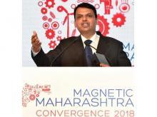 Devendra Fadnavis, Magnetic Maharashtra