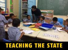 Education Alliance is trying to fix India's failing govt school system
