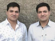 Mezi founders Swapnil Shinde and Snehal Shinde