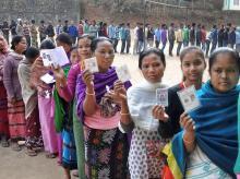 Nagaland 2018 Assembly polls