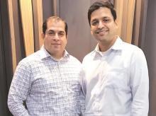 Ajay Hattangdi and Vinod Murali