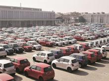 Small no longer beautiful for car buyers: Sale of compact models down 3%