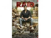 Raid movie
