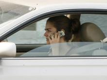 phone, driving, smartphone, mobile, car