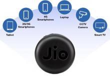 JioFi 4G WiFi hotspot JMR815