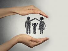 family insurance, family, child financial planning