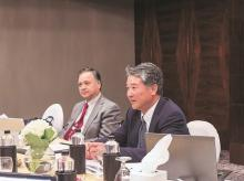 Brian Aranha, Hideki Ogawa, ArcelorMittal, NipponSteel & Sumitomo Metal