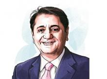 Deepak Kochhar. Illustration: Ajay Mohanty