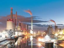 coal, power plant