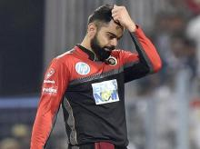 Virat Kohli, RCB IPL 2018