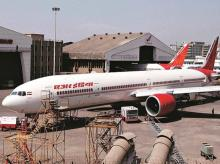 Air India, flight, plane, aircraft