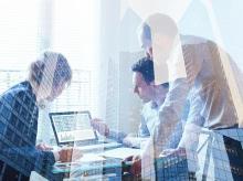 Management, business meeting